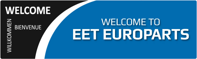 Welcome to EET EUROPARTS Website